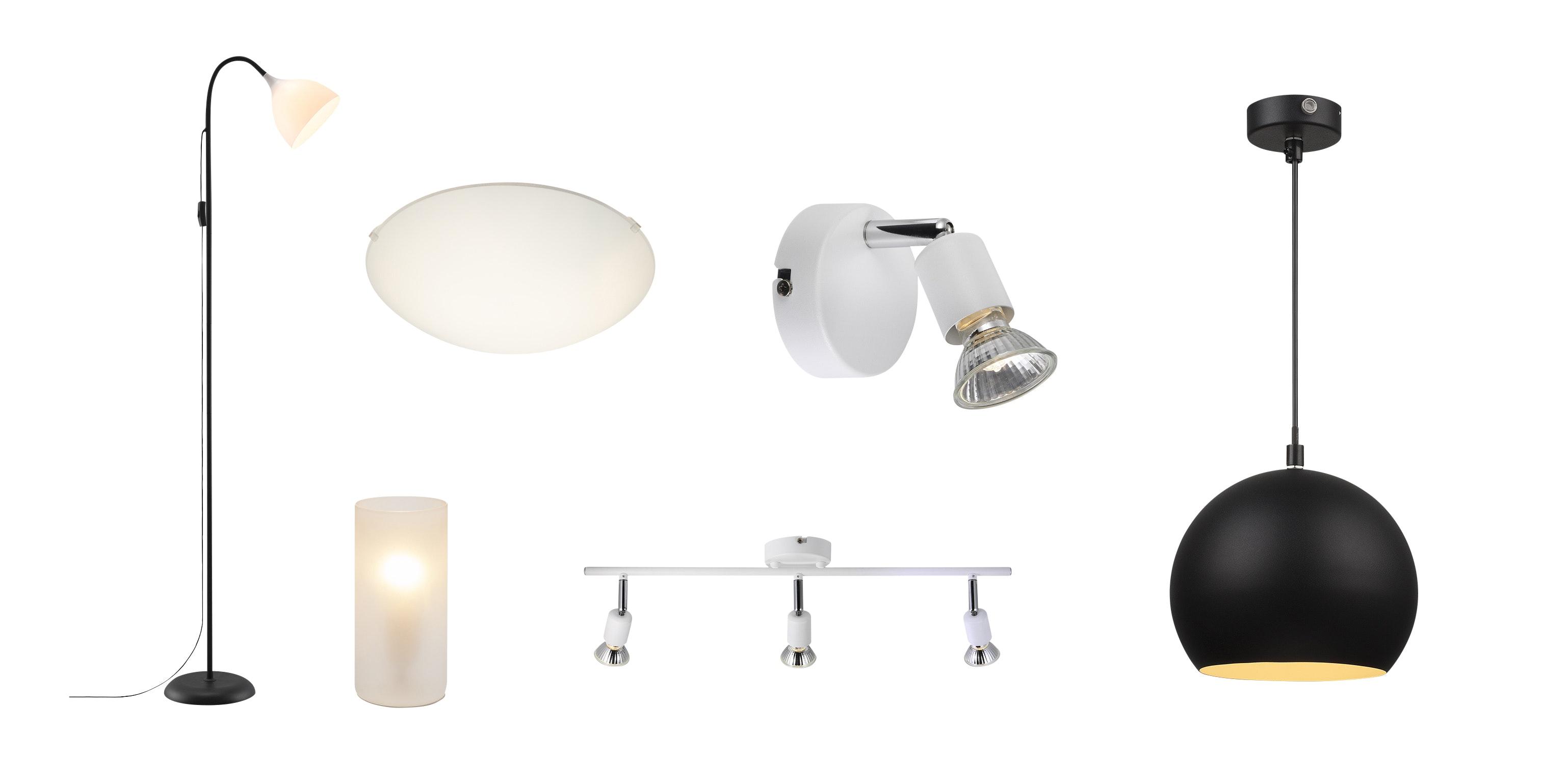 Jubileumspaket Nordlux Seemmee 6st Lampor