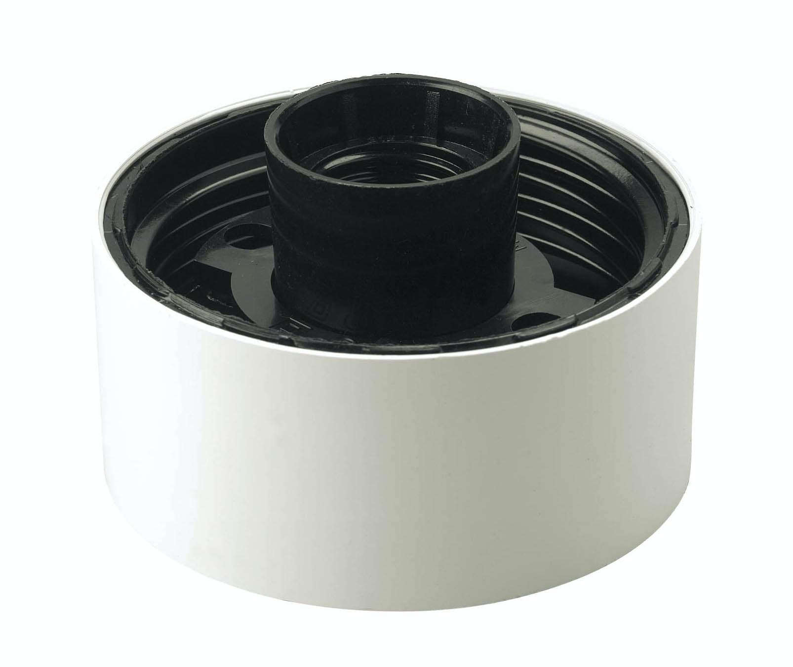 Armatursockel Jo-El Rak Plast Vit 120046