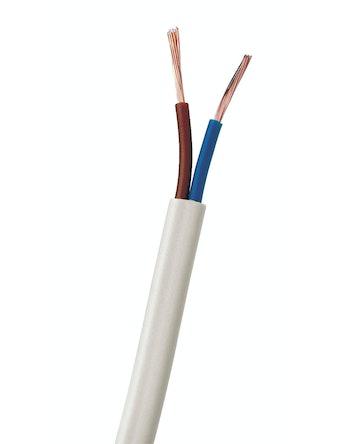 PVC LEDNING FLAT 2X0,75MM2 G 100M 216932
