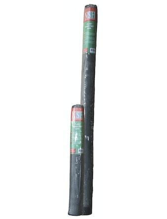 Insektsnät NSH Plast Grått H60cmX2,5m