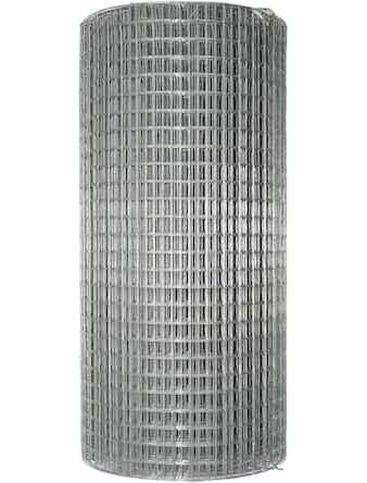 Puts/Svätsnät NSH Galvat H50cmX25m