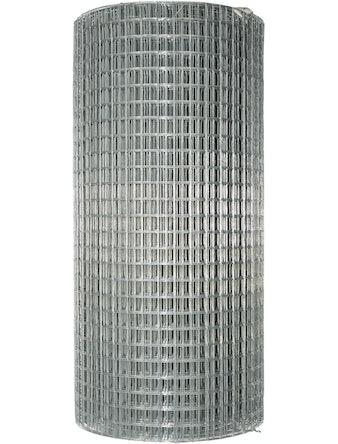 Puts/Svätsnät NSH Galvat H100cmX25m