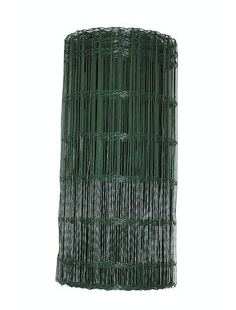 Villastängsel NSH Plastbelagt Grönt H80cmX10m