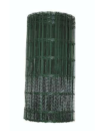 Villastängsel NSH Plastbelagt Grönt H100cmX10m