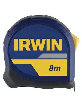 Måttband Irwin Standard 8m