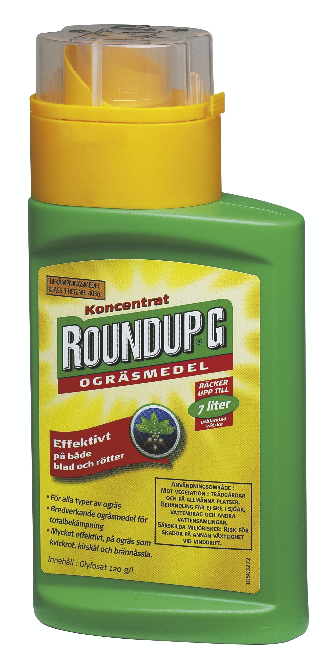 Roundup G 280ml Koncentrat