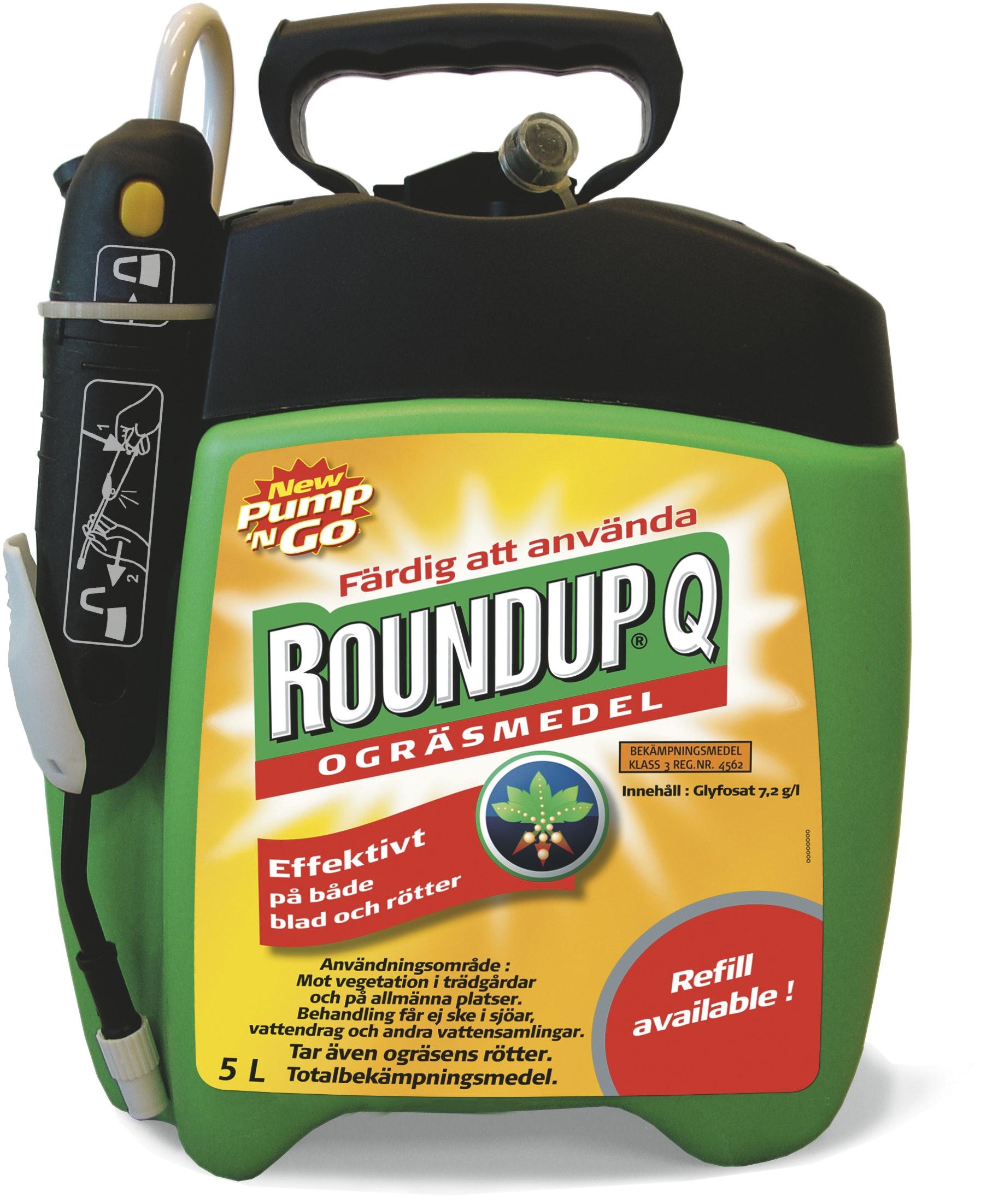 Roundup Q 5L Pump