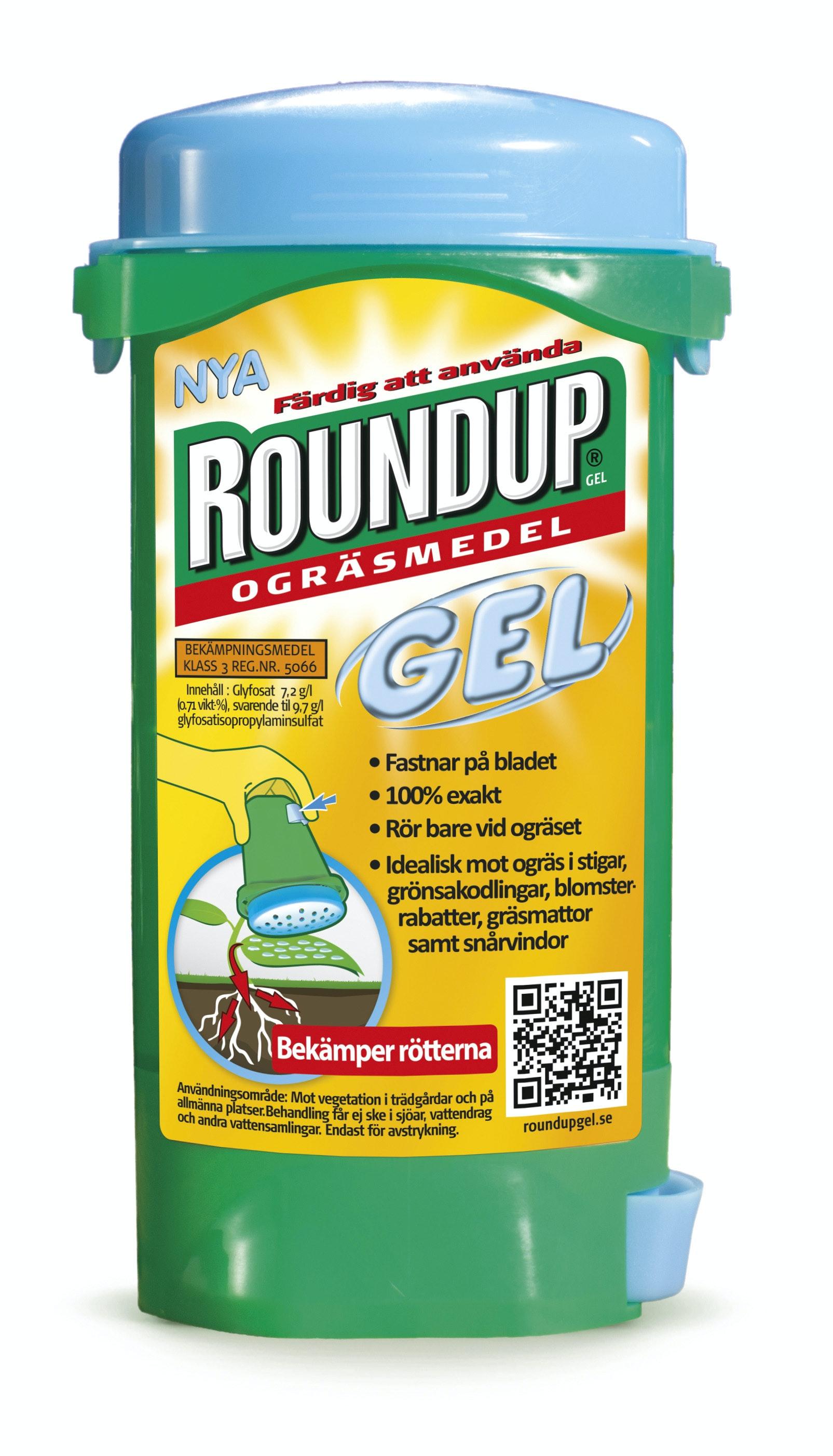 Ogräsbekämpning Econova Roundup Gel 150ml