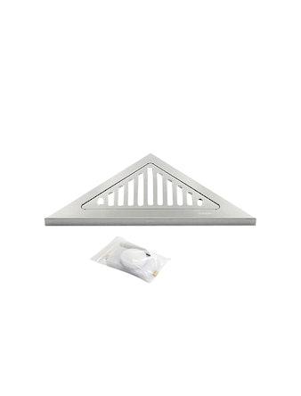 Tvålhylla Jafo Unidrain 2850 Column 288X204X15mm Hörnmontage