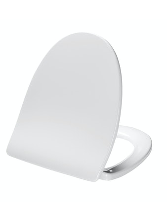 Wc-Sits Saniscan Norden Soft Med Lift Off Och Polygiene Vit