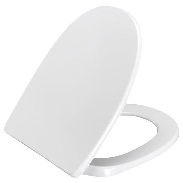 WC-Sits Saniscan Fountain Soft Close Vit