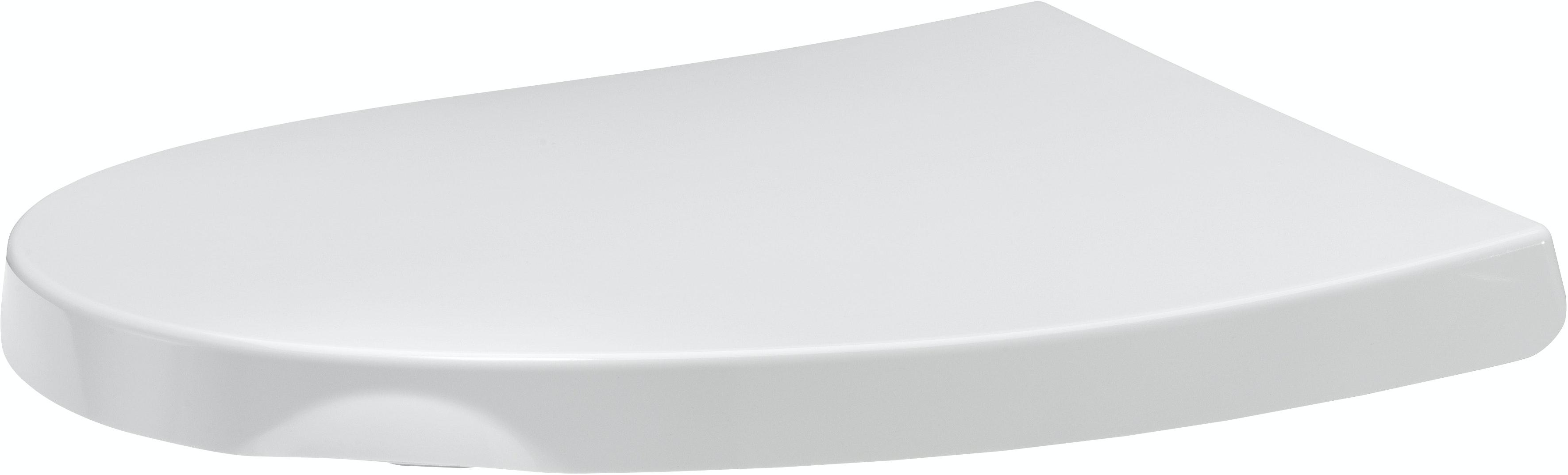 Wc-Sits Saniscan Ladygrip Sign soft Lift-Off Vit