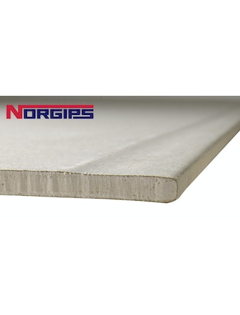 Gipsskiva Norgips Normal 13X1200X3000mm