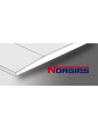 Renoveringsgips Norgips Normal 6x900x2500mm