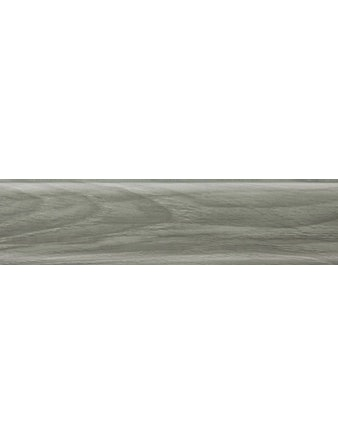 Плинтус пластиковый NGF56 шато серый, 2,5 м