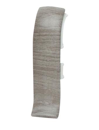Соединитель 56 шато серый, 4 шт.