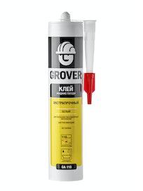 Клей акриловый Grover GA110, белый, 300 мл