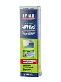 Клей холодная сварка для ПВХ Tytan, 100 г