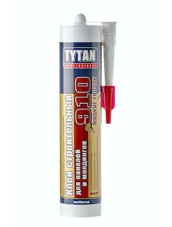 Клей для панелей TYTAN Professional № 910 белый, 440 г
