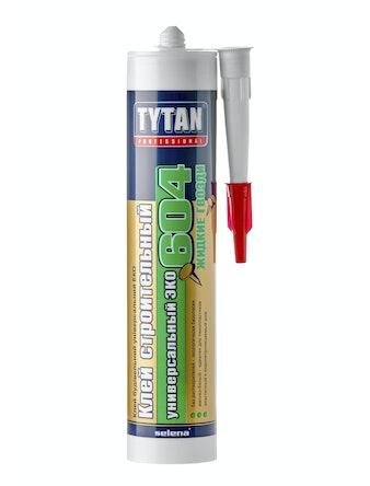 Клей универсальный Эко TYTAN Professional № 604 белый, 440 г