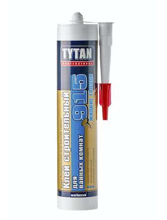 Клей для ванных TYTAN Professional № 915 белый, 440 г