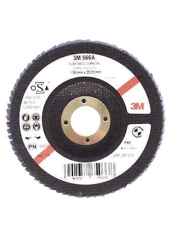Круг 3М конический 566A P40