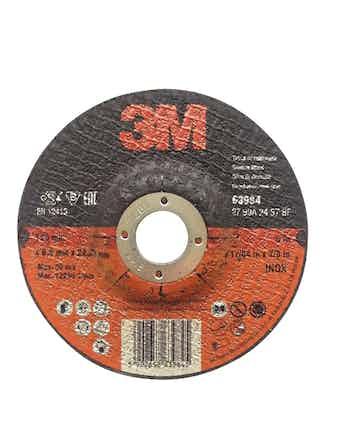 Круг 3М зачистной Inox T27