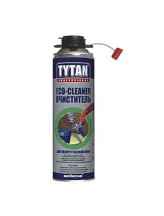 Очиститель пены TYTAN ЕСО-Cleaner500мл .