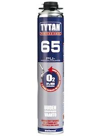 Пена монтажная Tytan 65 О2, профессиональная, 750 мл