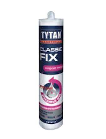 Клей монтажныйTytan Professional Classic Fix 310 мл