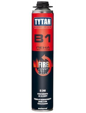 Пена огнестойкая TYTAN PROFESSIONAL B1