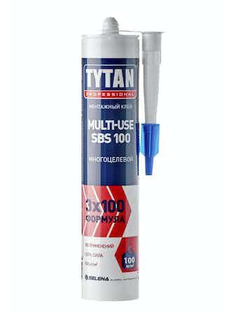 Клей TYTAN Professional Multi-Use SBS100, 310 мл