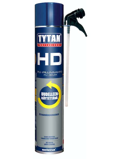 POLYURETAANIVAAHTO TYTAN HD PILLI 750ML