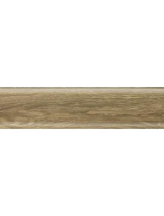 Плинтус пластиковый NGF56 дуб бурбон, 2,5 м