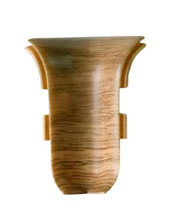 Угол внутренний 56 дуб бурбон натуральный
