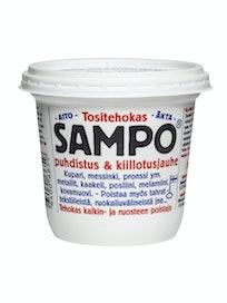 PUHDISTUS- JA HANKAUSJAUHE SAMPO