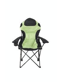 Кресло туристическое Brook, 60 х 60 x 110 см, зеленые