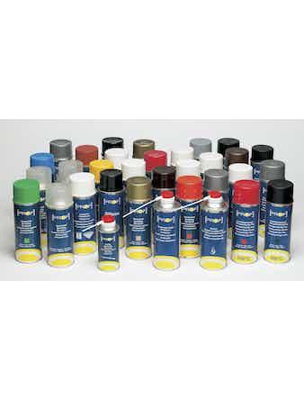 Sprayfärg Prof Silver 572618