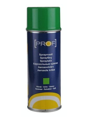 Sprayfärg Prof Grön 572611