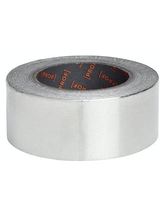 Aluminiumtejp Prof Grå 50mmX50m
