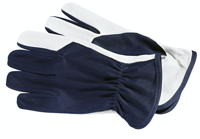 Handskar Prof Soft 310 Blå Stl 10