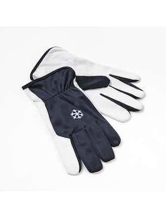 Handskar Prof Soft 310T Mörk Blå Stl 8