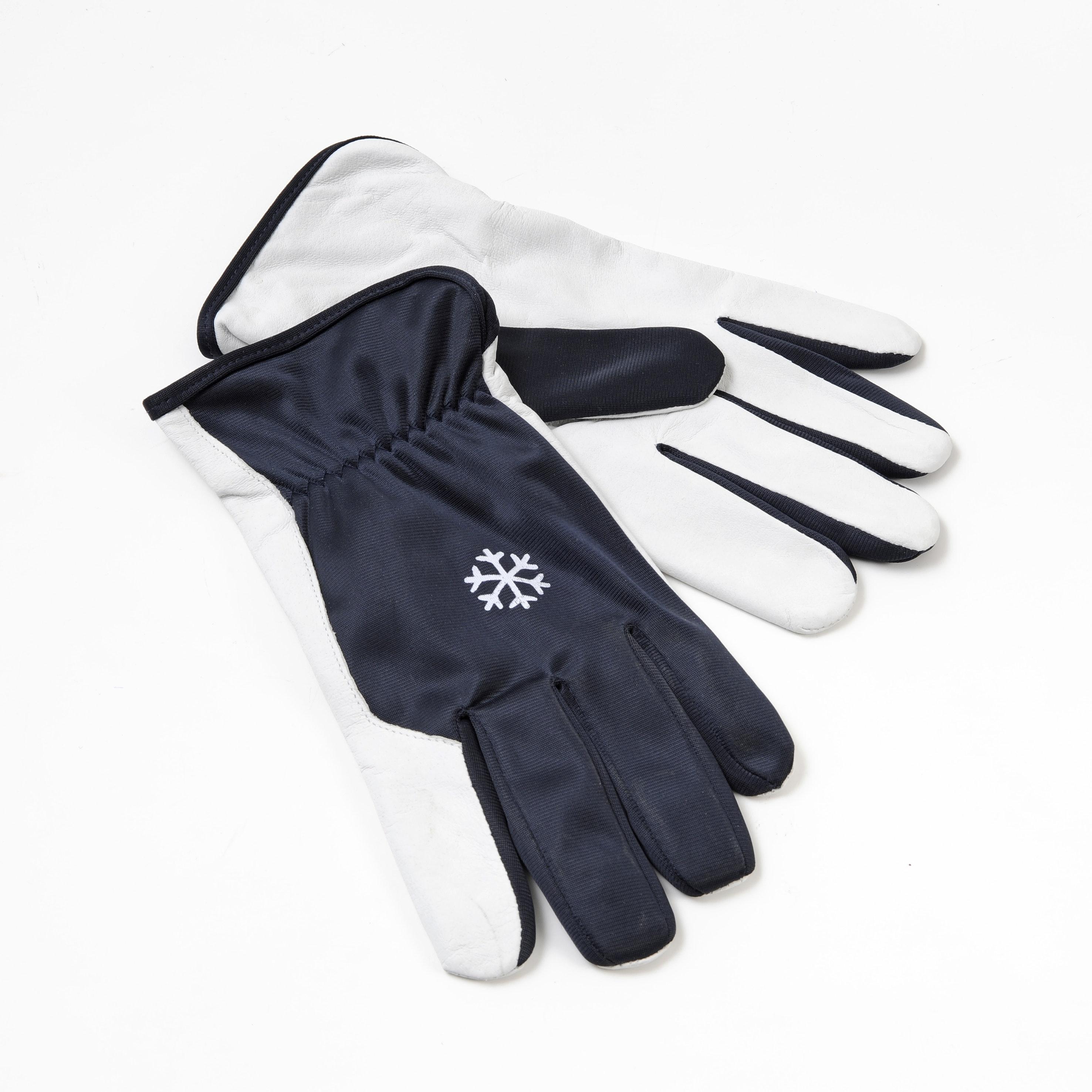 Handskar Prof Soft 310T Mörk Blå Stl 11