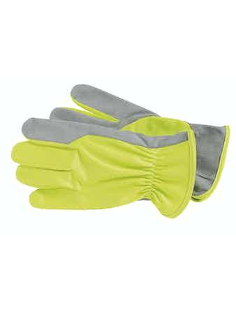 Handskar Prof Soft 330Hv Hi-Viz Stl 10