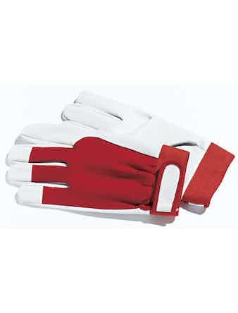 Handskar Prof Soft 321 Röd Stl 8