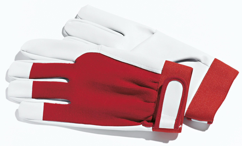 Handskar Prof Soft 321 Röd Stl 10