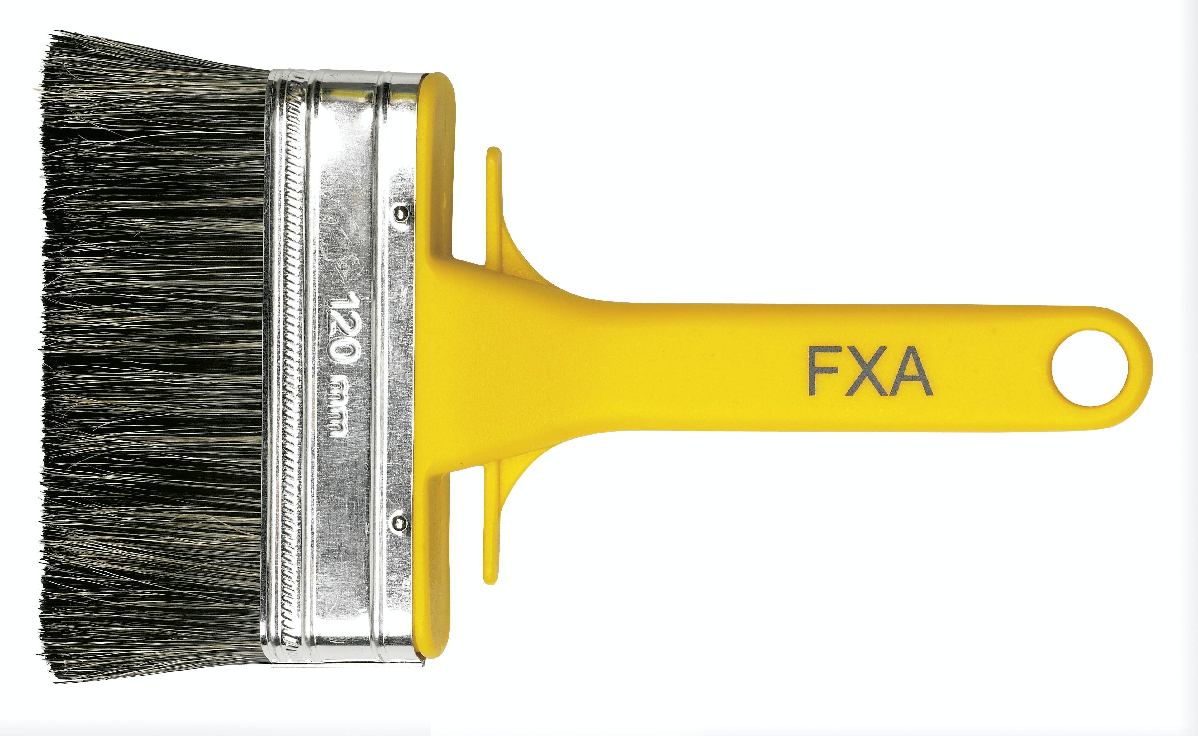 Fasadpensel Fxa Rak 120X30mm