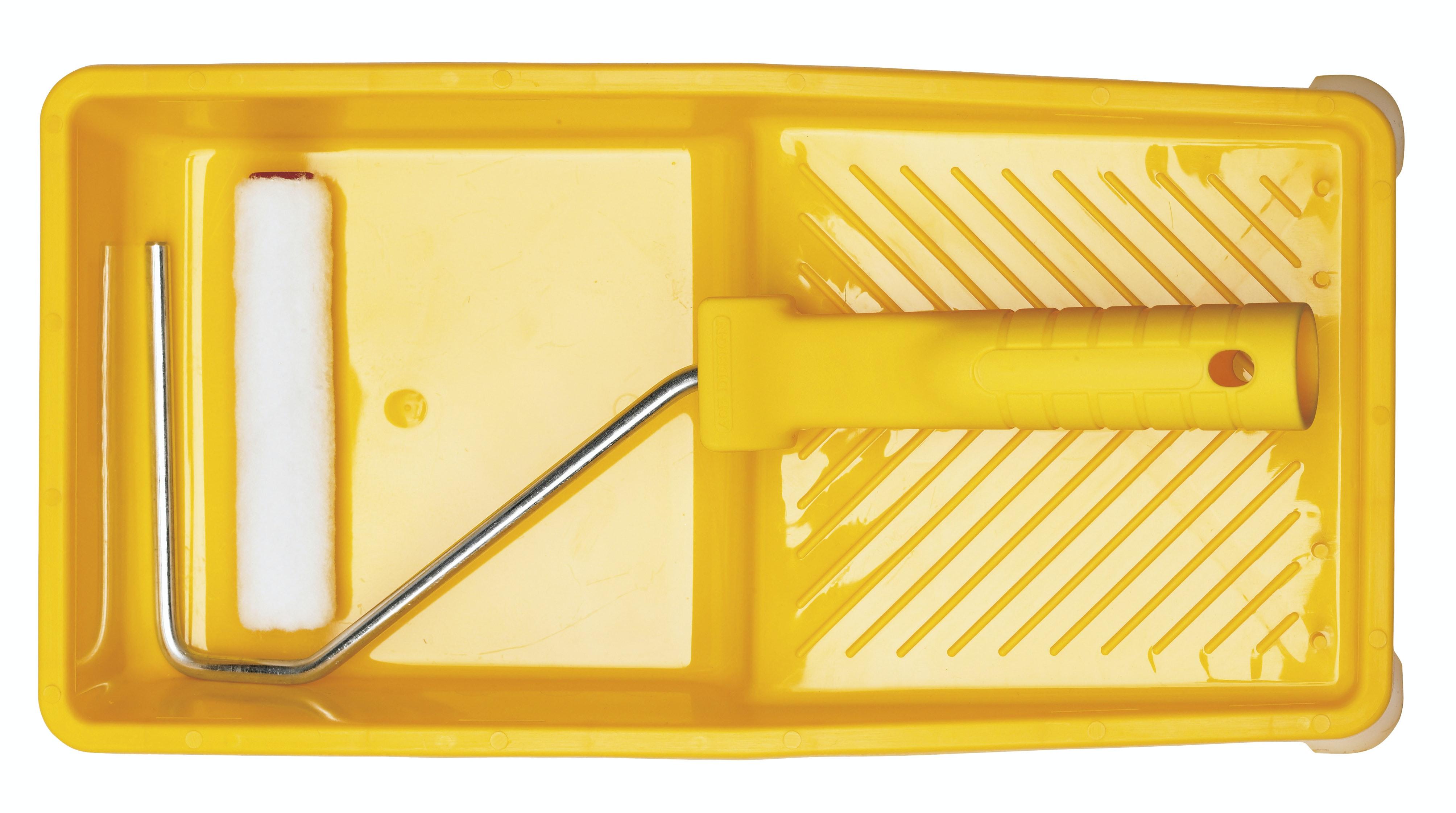 Roller-Set Fxa Mini Extra Fina Underlag 10cm