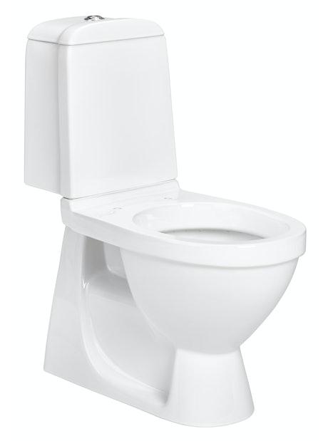 WC-ISTUIN IONA LUX S-LUKKO EI KANTTA