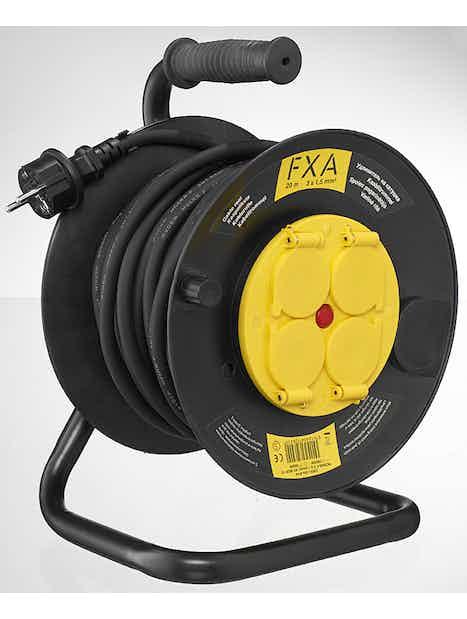 KAAPELIKELA FXA 4-OS 3X1,5 IP44 40M